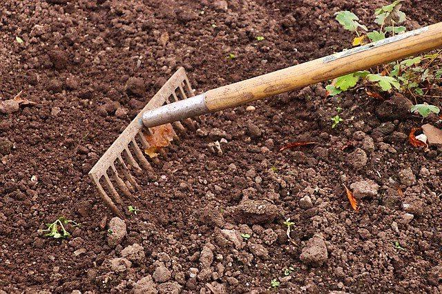 Boden rechen