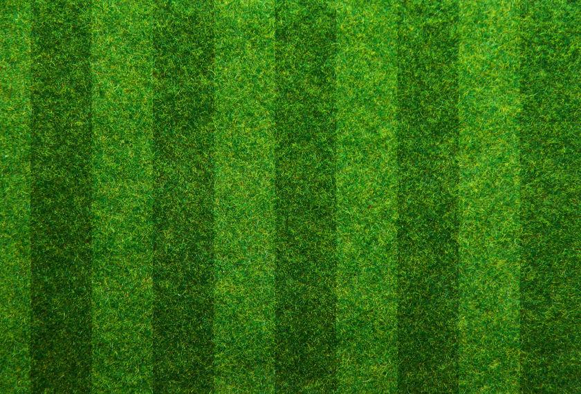 Rasen mähen Muster