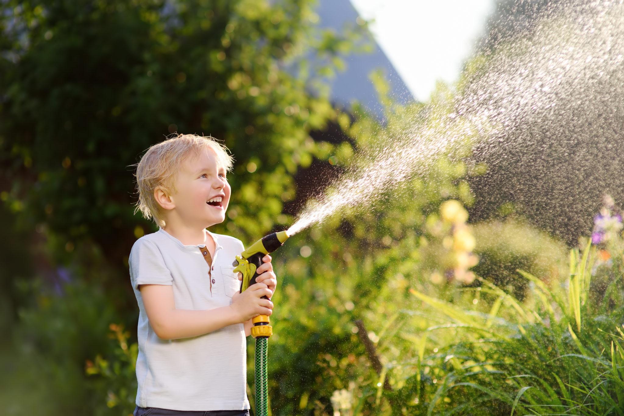 Gartenbewässerung Pumpentypen